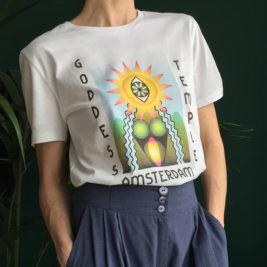goddess temple t shirt